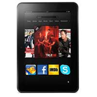 "Amazon Kindle Fire HD; 8.9"" Display; TI OMAP 4460 1.5GHz Dual-Core Processor; 16GB Memory"
