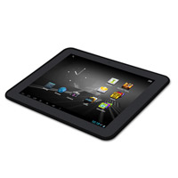 "d2 Pad Tablet - Black; Multi-Touch 7"" 800x600 Display; Rockchip 2928 1.2GHz Single-Core CPU; 1GB RAM & 4GB Flash Storage; Android 4.1 Jelly Bean; Expandable up to 32GB via microSD Card"