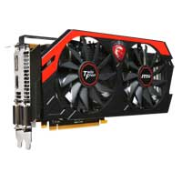 MSI GeForce GTX 770 Twin Frozr Overclocked 2048MB GDDR5 Video Card